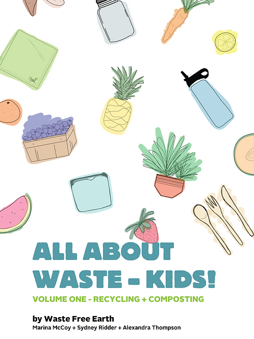All About Waste - Kids! (Bulk)