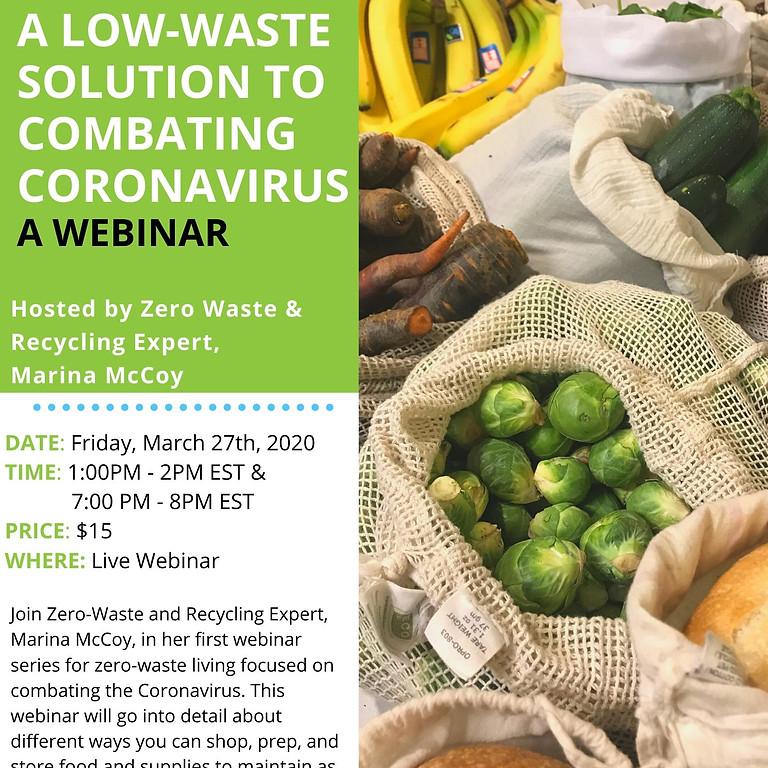 Low-Waste Coronavirus Webinar
