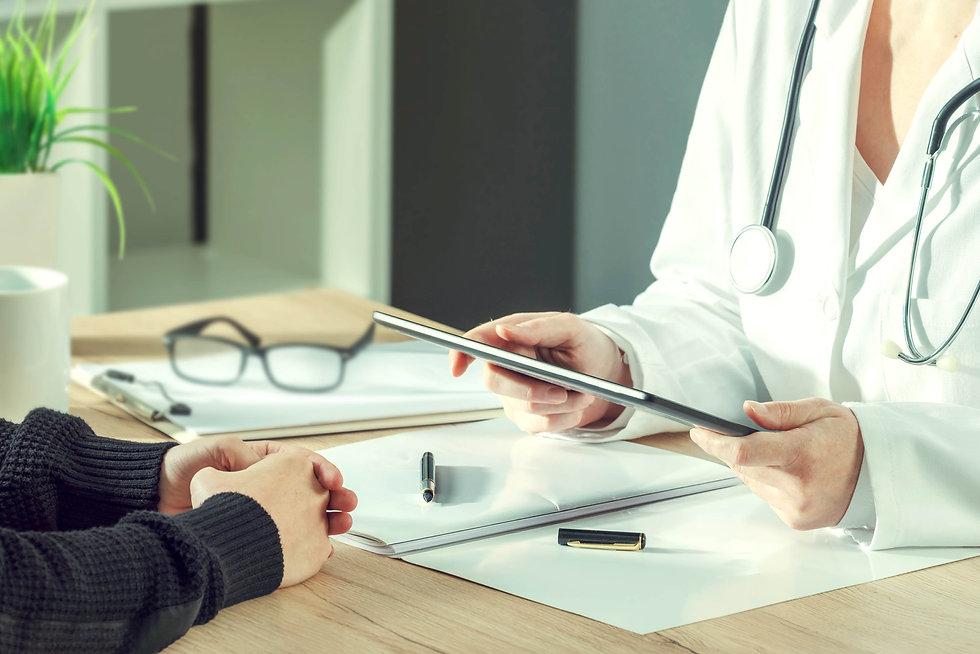 Hausarzt- und Fachmedizin in Wald