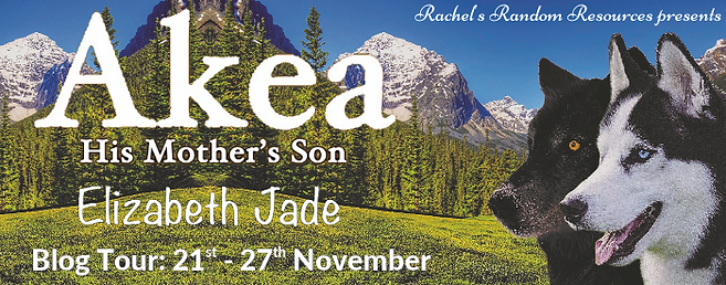 Akea – His Mother's Son Banner