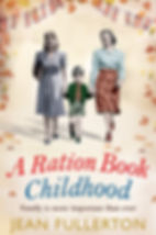 A Ration Book Childhood Cover