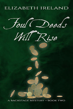 Foul Deeds Will Rise Cover