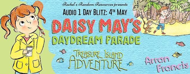 Daisy May's Daydream Parade - Treasure Island Adventure Banner