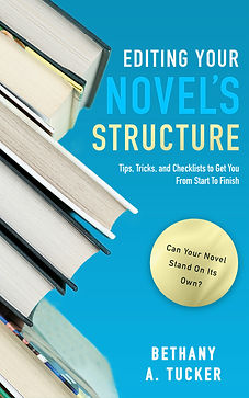 Edit Your Novel's Structure Cover
