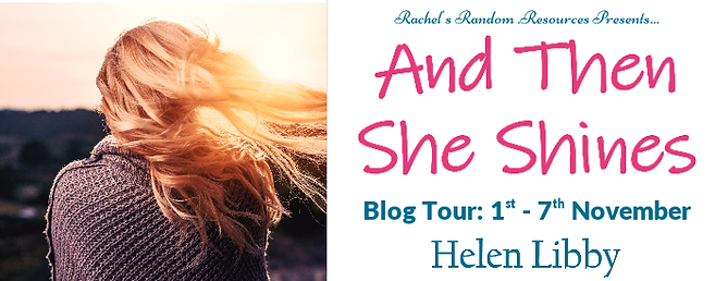 And Then She Shines: A Collection of Novelettes Banner