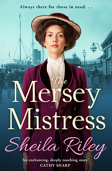 The Mersey Mistress Cover