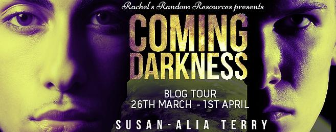 Coming Darkness Blog Tour