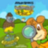 Wombat & Jones: The Great Banana Mystery Cover