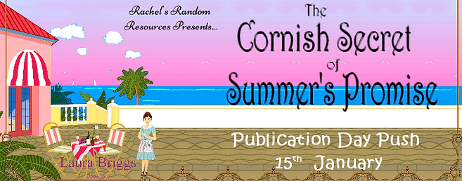 The Cornish Secret of Summer's Promise Banner