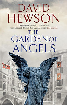 The Garden of Angels Cover