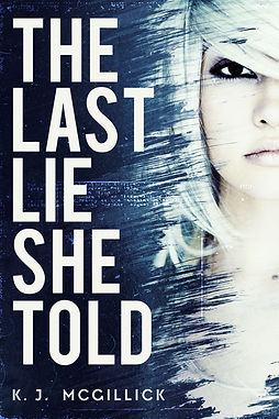 The Last Lie She Told Cover