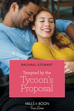Tempted by the Tycoon's Proposal Cover