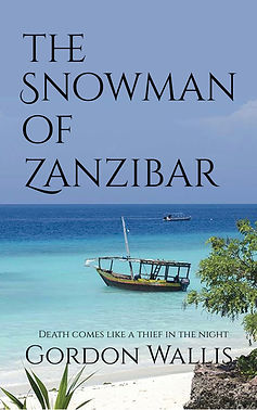 The Snowman Of Zanzibar Cover