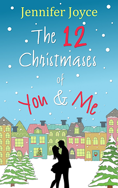 The 12 Christmases of You & Me Cover