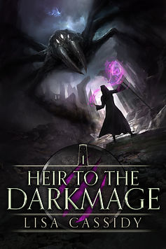 Heir to the Darkmage Cover