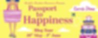 Passport to Happiness Banner