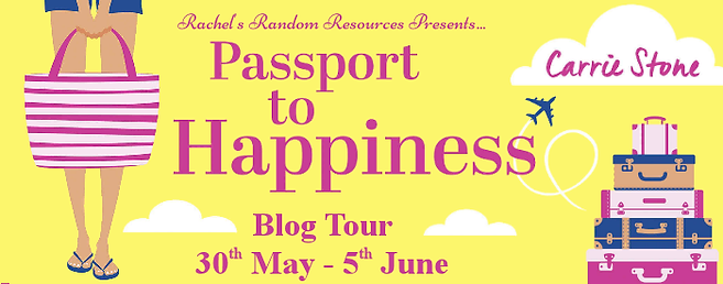 Passport to Happiness Banner