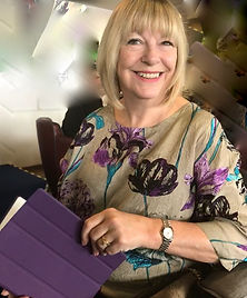 Chrissie Bradshaw Author Photo