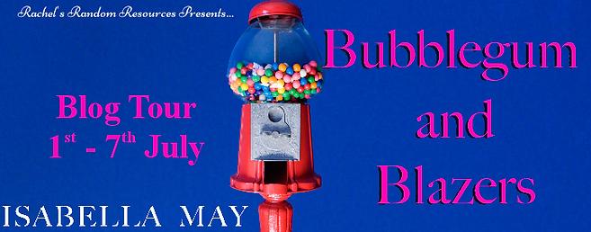 Bubblegum and Blazers Banner