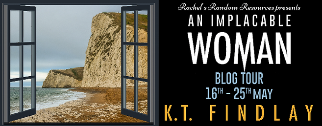 An Implacable Woman Banner
