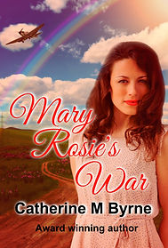 Mary Rosie's War Cover