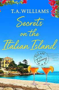 Secrets on the Italian Island Cover