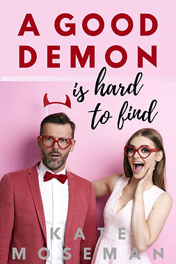 A Good Demon Is Hard to Find Cover