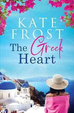 The Greek Heart Cover