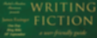Writing Fiction – a user-friendly guide Banner