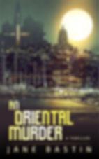 An Oriental Murder Cover
