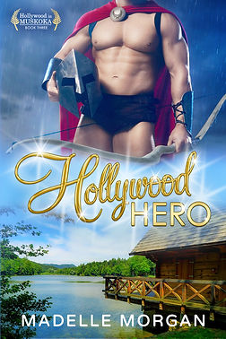 Hollywood Hero Cover