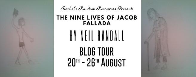 The Nine Lives of Jacob Fallada Banner