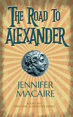 The Road to Alexander Cover