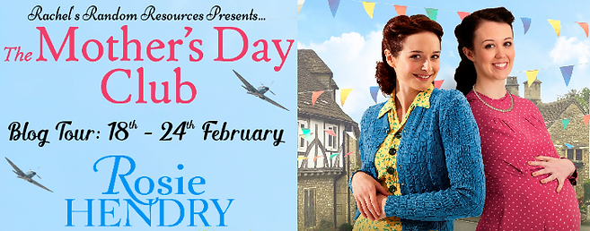 The Mother's Day Club Banner