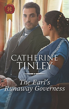 The Earl's Runaway Governess Cover