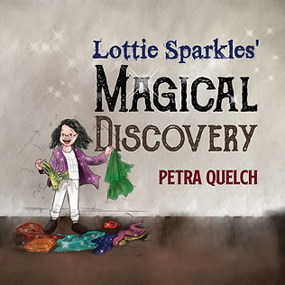 Lottie Sparkles Magical Discovery Cover