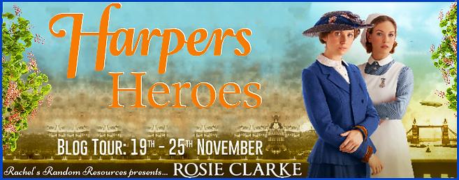 Harpers Heroes Banner