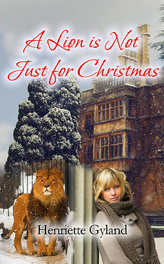 A Lion Is Not Just For Christmas Cover