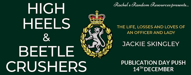 High Heels & Beetle Crushers Banner