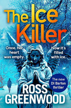 The Ice Killer Cover