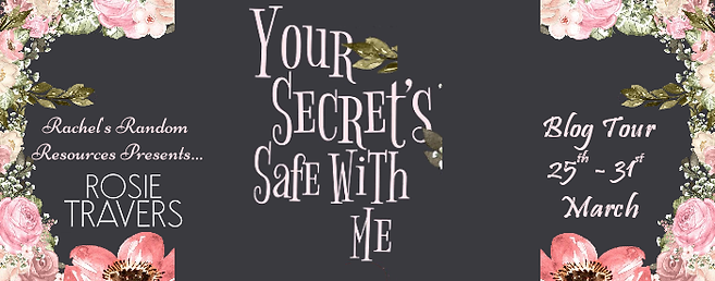 Your Secret's Safe With Me Banner