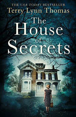 The House of Secrets Cover