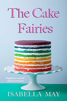 The Cake Fairies Cover