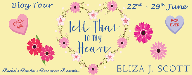 Tell That To My Heart Banner