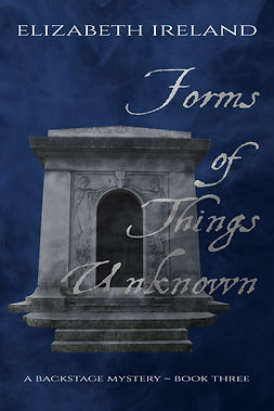 Forms of Things Unknown Cover