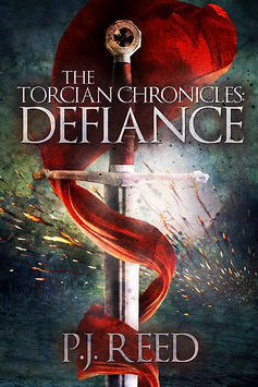 The Torcian Chronicles Cover