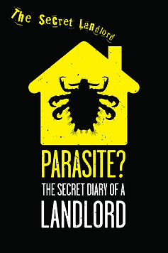 Parasite? The Secret Diary of a Landlord Cover