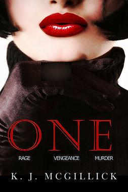 One: Rage Vengeance Murder Cover