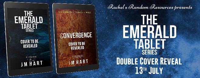 The Emerald Tablet by JM Hart @jmhartwriter @rararesources