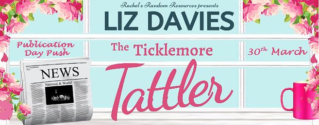 The Ticklemore Tattler Banner